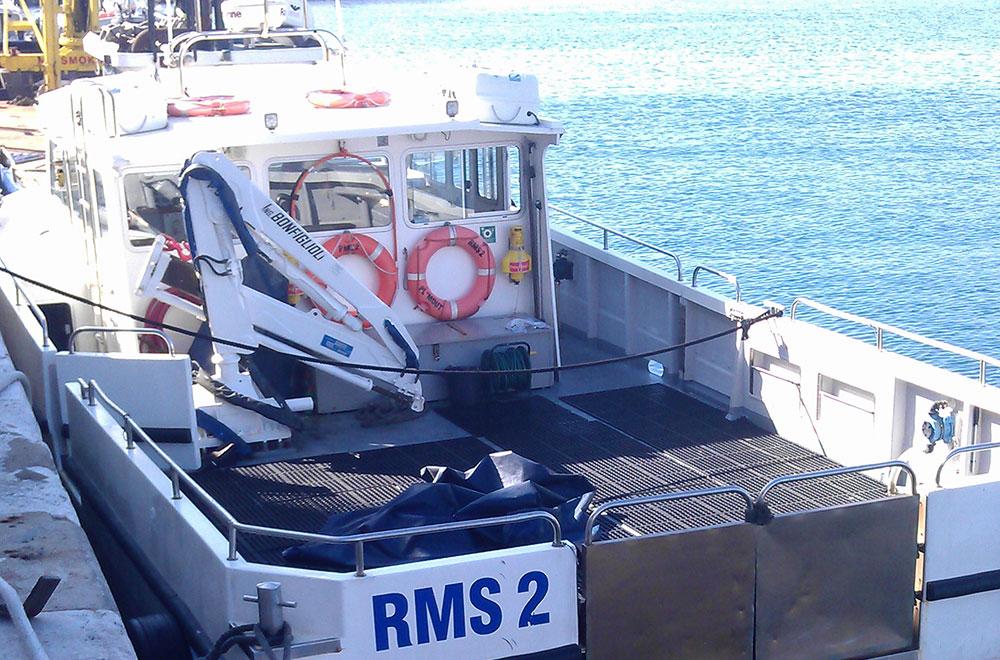 RMS 2 Gibraltar