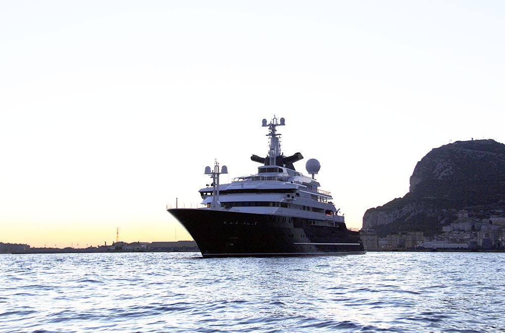 Rock Maritime Services Gibraltar
